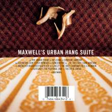 Maxwell: Maxwell's Urban Hang Suite, CD