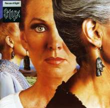 Styx: Pieces Of Eight, CD