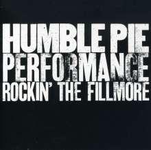 Humble Pie: Rockin' The Fillmore, CD