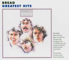 Bread: Anthology Of Bread, CD