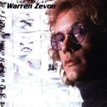 Warren Zevon: A Quiet Normal Life: The Best of Warren Zevon, CD