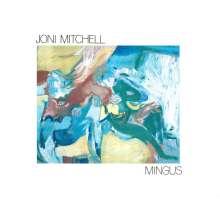 Joni Mitchell: Mingus, CD