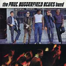 Paul Butterfield: The Paul Butterfield Blues Band, CD