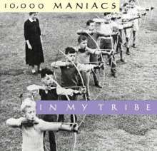 10, 000 Maniacs: In My Tribe, CD