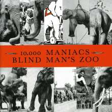 10,000 Maniacs: Blind Man's Zoo, CD