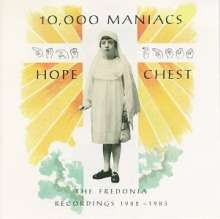 10,000 Maniacs: Hope Chest, CD