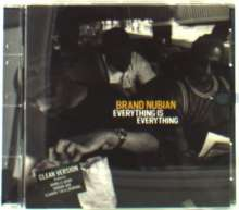 Brand Nubian: Everything Is Everything, CD