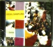 Vocal Sampling: Una Forma Mas, CD