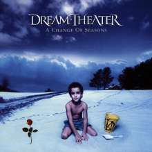 Dream Theater: A Change Of Seasons, CD