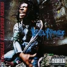 Busta Rhymes: When Disaster Strikes, CD