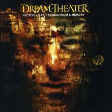 Dream Theater: Metropolis Part 2: Scenes From A Memory, CD