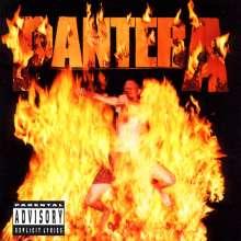 Pantera: Reinventing The Steel, CD
