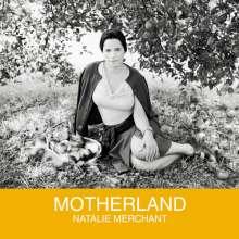 Natalie Merchant: Motherland, CD