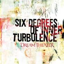Dream Theater: Six Degrees Of Inner Turbulence, 2 CDs