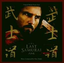 Filmmusik: The Last Samurai, CD
