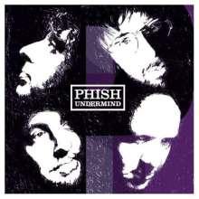Phish: Undermind (CD+DVD), 1 CD und 1 DVD