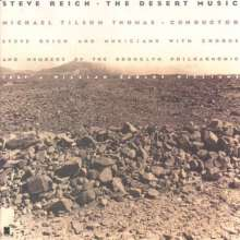 Steve Reich (geb. 1936): The Desert Music, CD
