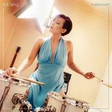 k. d. lang: Makeover (Translucent Turquoise Vinyl), 2 LPs