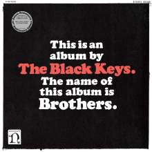 The Black Keys: Brothers (Deluxe 10th Anniversary Edition), CD