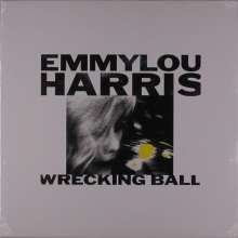Emmylou Harris: Wrecking Ball, LP
