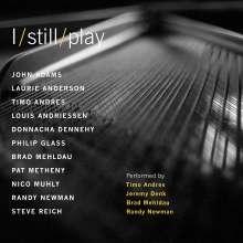 I still play - Klavierstücke für Bob Hurwitz, CD
