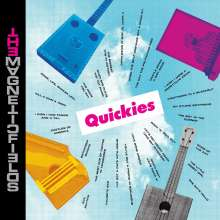 """The Magnetic Fields: Quickies, 5 Singles 7"""""""