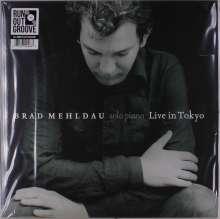 Brad Mehldau (geb. 1970): Live In Tokyo (180g) (Limited Numbered Edition), 3 LPs