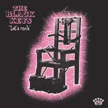 "The Black Keys: ""Let's Rock"", LP"
