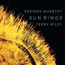 Terry Riley (geb. 1935): Sun Rings, CD