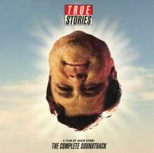 Filmmusik: True Stories (A Film By David Byrne: The Complete Soundtrack), CD