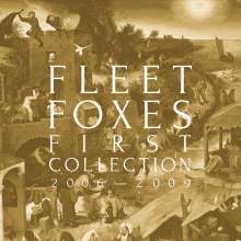 "Fleet Foxes: First Collection 2006-2009 (Limited-Edition), 1 Single 12"" und 3 Singles 10"""