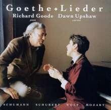 Dawn Upshaw singt Goethe-Lieder, CD
