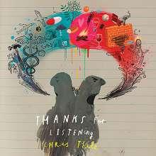 Chris Thile: Thanks For Listening, CD