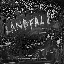 Laurie Anderson & Kronos Quartet: Landfall, 2 LPs