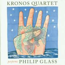 Philip Glass (geb. 1937): Streichquartette Nr.2-5, CD