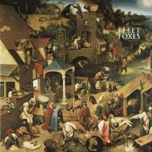 Fleet Foxes: Fleet Foxes (Green Vinyl), 2 LPs