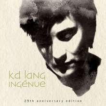 k. d. lang: Ingénue (25th-Anniversary-Edition), 2 CDs