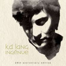 k. d. lang: Ingénue (25th-Anniversary-Edition) (remastered), 2 LPs