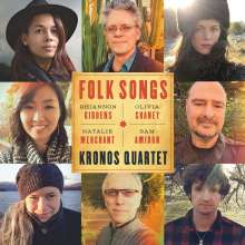 Kronos Quartet: Folk Songs, LP