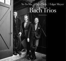 Johann Sebastian Bach (1685-1750): Triosonate BWV 530 für Cello, Mandoline & Kontrabass, CD
