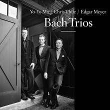 Johann Sebastian Bach (1685-1750): Triosonate BWV 530 für Cello, Mandoline & Kontrabass, 2 LPs