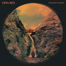 Offa Rex: The Queen Of Hearts, CD