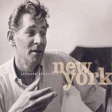 Leonard Bernstein (1918-1990): Bernstein's New York, CD