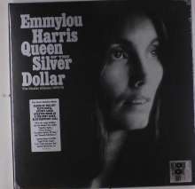 Emmylou Harris: Queen Of The Silver Dollar: Studio Albums 1975-79 (Limited-Edition-Box-Set), 6 LPs