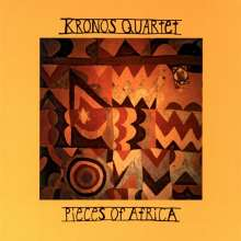 Kronos Quartet - Pieces of Africa (180g), 2 LPs