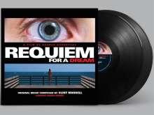 Clint Mansell (geb. 1963): Filmmusik: Requiem For A Dream (O.S.T.) (180g), 2 LPs