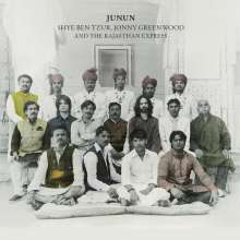Shye Ben Tzur, Jonny Greenwood & The Rajasthan Express: Junun, 2 CDs