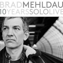 Brad Mehldau (geb. 1970): 10 Years Solo Live (180g) (Limited Numbered Deluxe Box), 8 LPs