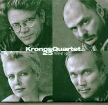 Kronos Quartet - 25 Years (Jubiläums-Edition), 10 CDs