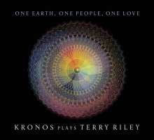 Kronos Quartet plays Terry Riley - One Earth, One People, One Love, 5 CDs